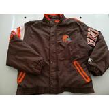 Chaqueta Futbol Nfl Starter Vintage Cleveland Browns Xl