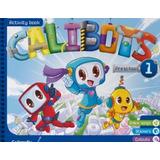 Caligrafix Calibots 1 Pre-kinder Editorial Caligrafix Pk