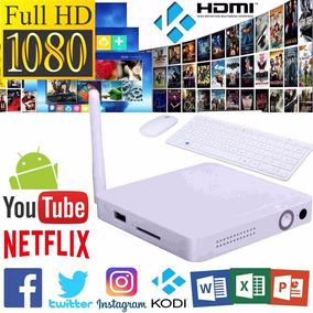 Android Tv Box Convertidor Smart Netflix Kodi Youtube + Kit