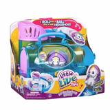 Erizo Con Casa Little Live Pets Mascota Playset Tv Educando
