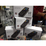 Telefono Celular Unonu U2 Basico Doble Sim