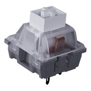 Kit 40 Switch Kailh Box White Tkl Mecanico Vsg Pc Gamer 3pin