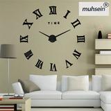 Reloj De Pared 3d Elegante