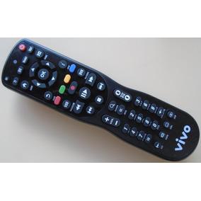Controle Remoto Tv Hd Para Decodificador Vivo Via Antena
