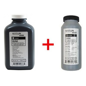 Kit C/ Refil Toner Sharp Al1000 Al1530 Al1641 Al2030 Al2040