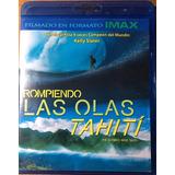 Blu-ray Rompiendo La Ola Surf Tahiti Kelly Slater Imax
