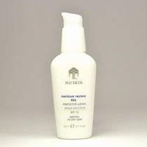 Nuskin Restore Day Dry Skin Piel Seca Face Spa Nutricentials