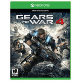 Juego Xbox One Microsoft Gears Of War 4