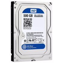 Hd 500gb - Sata - Pc - Seminovo - Garantia 4 Meses + Brinde.