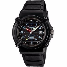 Reloj Casio Hda-600b-1b Nuevo Original