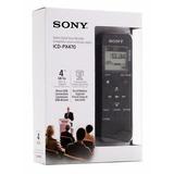 Gravador Sony Icd-px470 De Voz Digital 4gb De Memoria