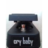 Pedal Wah Wah Dunlop Cry Baby Model Cgb-95! Gaelgear!