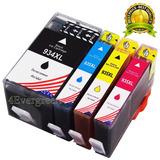 Pack 4 Cartuchos 934xl 935xl Para Hp Officejet Pro 6230 6830