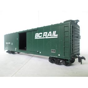 Carro Bc Rail Escala Ho