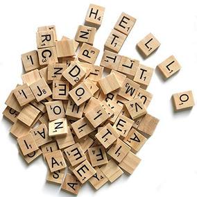 Letras scrabble madera en mercado libre m xico - Letras scrabble madera ...