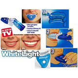 Blanqueamiento Dental - White Light - Dientes Blancos
