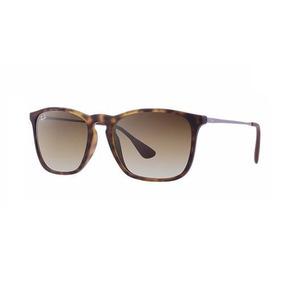 Óculos De Sol Ray-ban Chris Rb 4187l 856 13 8f3d3d7cef