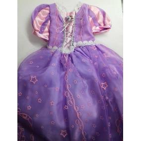 Disfraz Tipo Rapunzel Princesa Disney