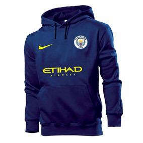 Blusa De Frio Moletom Manchester City Futebol Gabriel Jesus