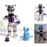 Five Nights At Freddys Figura Funtime Freddy Animatronic Led