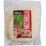 Queso Vegano Mikari -mozzarella- Sin Soya 500g Incluye Envío