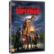 A Morte E O Retorno Do Superman - Dvd - Jerry O'connell