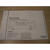 Manual Polivox Pm 5000 Cópia