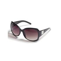 Gafas G By Guess De Las Gafas De Plástico Con Rhinesto W280