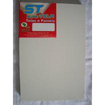 Tela Para Pintura 15x15 Pct 10