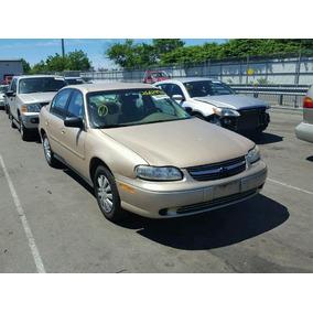Chevrolet Malibu 1997-2003 Tablero Sin Accesorios