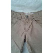 Pantalón Marrón Marca Zara Para Niño