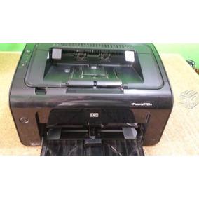 Impresora Hp Laserjet P1102w Inalambrica Wifi Incluye Toner