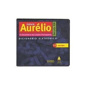 Dicionario Eletronico Aurelio Século Xx1 Original + Brinde*