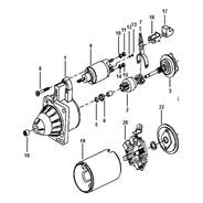 Interruptor Solenoide Mahindra Cab Dupla