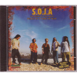 Soja Cd Peace In Time Of War Novo Lacrado Frete Gratis