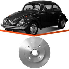Disco Freio Volkswagen Fusca 70 A 96 Dianteiro Solido Hipper