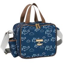 Bolsa Térmica Avião Estampa Master Bag