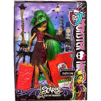 Boneca Monster High Jinafire Scaris Y7651