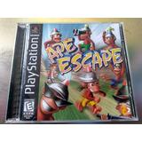 Juego De Playstation 1 Original,ape Escape