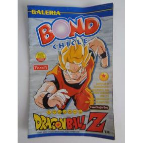 Álbum Dragon Ball Z - Chicle Bond - Fase Majin Boo 2001