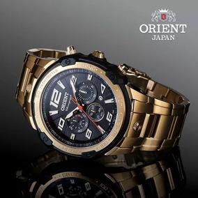 Orient Chronograph 100mts, 46mm - Mgssc020