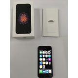 Iphone Se; 32gb; Excelente Estado Y Con Garantia; Libre