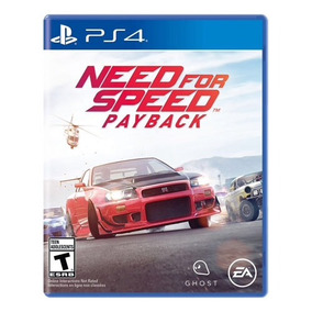 Need For Speed Payback Ps4 Fisico Catamarca