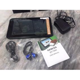 Tablet Genesis Gt-7204 + Modem 3g Zte Desbloqueado