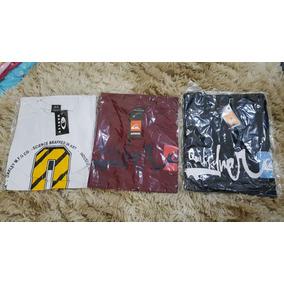 Camisa De Marca, Réplica De 1° Linha - Tecido De Qualidade