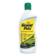 Lava Auto Grand Prix 200ml Com Cera Limpa E Da Brilho
