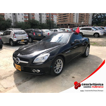 Mercedes Benz Clase Slk200 Automatico 4x2 Gasolina