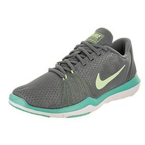83ce51c9051 Cae Flex - Tenis Nike para Mujer Gris oscuro en Mercado Libre Colombia