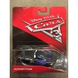 Disney Cars 3 Jackson Storm Mattel 2017