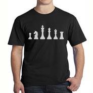 Camiseta Jogo Xadrez